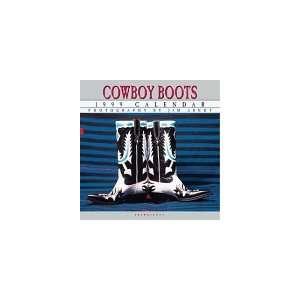 Cal 99 Cowboy Boots Calendar (9780763110758): Jim Arndt: Books