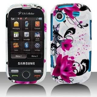 Cuffu   Flower   Samsung R630 Messenger Touch Case Cover