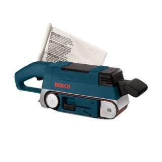 Bosch 1274DVSK 3in x 21 Variable Speed Belt Sander Kit