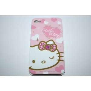 HTC MYTOUCH 4G WINKING HELLO KITTY HARD CASE COVER