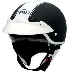 Bell Shorty Rally Helmet   2X Small/Matte Black