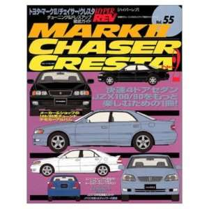 HYPER REV Tuning TOYOTA Mark II Chaser Cresta 2JZ JZX90
