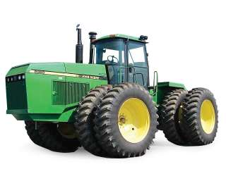 Deere 8960 4 Wheel drive tractor Prestige Collection 1/32 scale