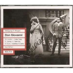 Don Giovanni: George London, Lisa Della Casa, Sena Jurinac: Music