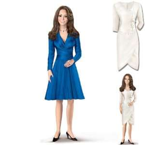Ashton Drake Kate Middleton Royal Engagement Fashion Doll