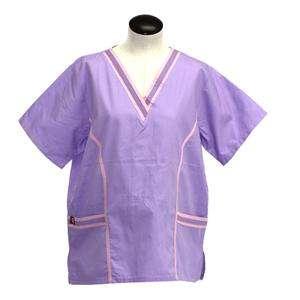 Medical Nurse Dental Beautician Short Sleeve Style 3094 Multi Colors