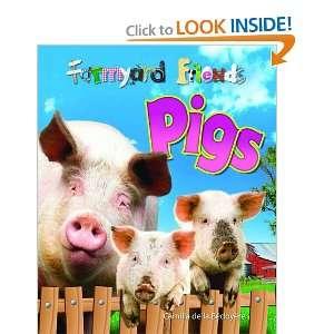 Pigs (Farmyard Friends) (9781848354517): Camilla Bedoyere: Books