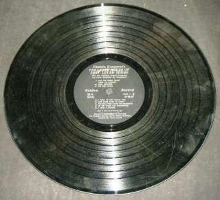 KANGAROOS TREASURE HOUSE Of BEST LOVED CHILDRENS SONGS 33 RPM Record
