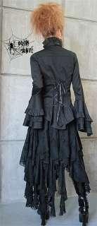 Gothic Lolita Visual Punk Rock Shirt / Top W Y 213 S