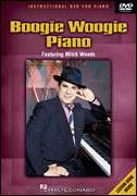 Boogie Woogie   Piano Lessons Learn How to Play DVD NEW