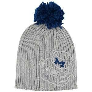 Michigan Wolverines adidas Originals Tonal Logo Knit Hat