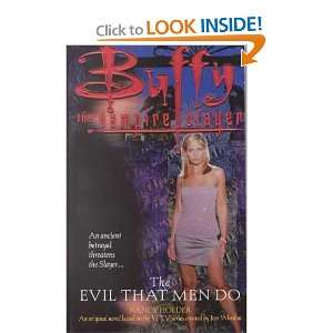 The Evil That Men Do: Nancy Holder: Books
