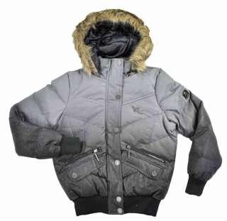 Rocawear Womens Gray & Black Outerwear Coat Size S L XL $129 .