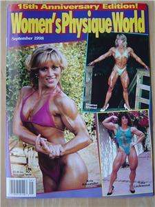 Womens Physique World female bodybuilding muscle 9 98