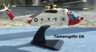 Us Coast Guard Wooden Helicopter Model HH 3F PELICAN
