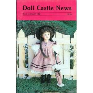Doll Castle News: July & August 1988, Vol. XXVIII, No. III