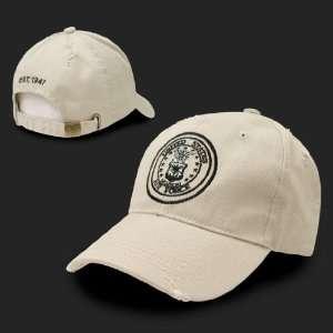 U.S. AIR FORCE USAF HAT CAP VINTAGE COTTON TWILL U.S