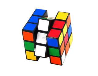 Mini Keychain 3x3x3 Rubik Cube Puzzle Magic Game Toy #YDSTX082X