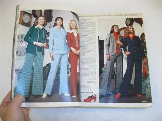 JC PENNEY Catalog Fall and Winter 1974