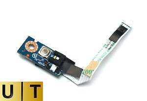 GENUINE HP Pavilion dv4 Power Button Board with Ribbon Cable LS 4102P