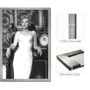 Marilyn Monroe Poster White Dress Movie FrFp1435
