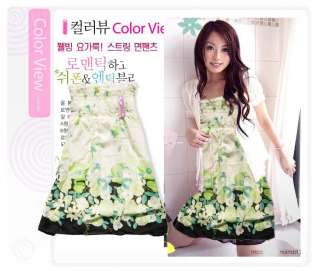 wholesale Floral Printing Chiffon Dress