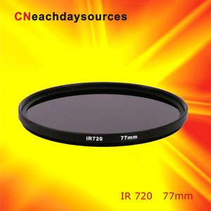 77mm 77 mm IR 720 nm 720nm Infrared Infra Red Filter