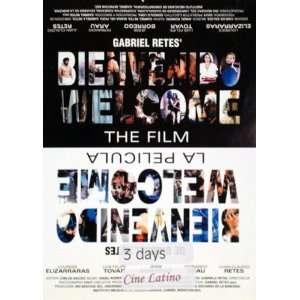 Bienvenidos La Pelicula (Welcome the Movie) [DVD Ntsc/region 1 & 4 Dvd