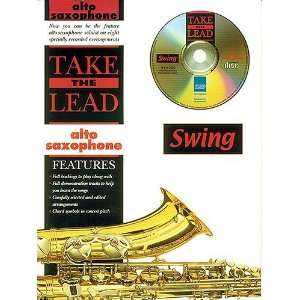 12 0571526128 Take the Lead Swing (Alto Sax/CD) Musical Instruments