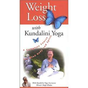 Weight Loss with Kundalini Yoga [VHS]: Siri Pritam