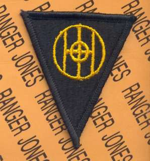 83rd ARCOM Army Reserve Command OHIO SSI patch