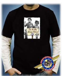 Little Rascals  The He man woman haters club  Personalized T shirts