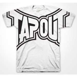 TapouT Big Bang  Black/White T shirt