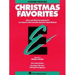 Christmas Favorites   Keyboard Percussion   Essential