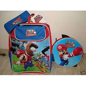 Nintendo Super Mario Backpack Party DS Toys & Games