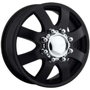 Eagle Alloys 097 Black Wheel (17x6.5/8x170mm): Automotive