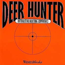 Deer Hunter Interactive Hunting Experience PC, 1997