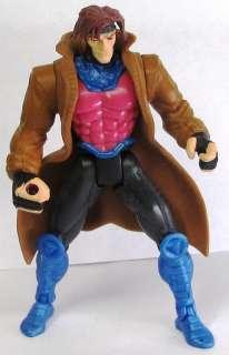 GAMBIT Classic Light Ups X Men Toy Biz 1995 Marvel