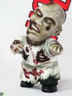 RESIDENT EVIL COOK ZOMBIE PAINTED RESIN MODEL FIGURE