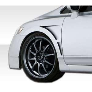 2004 2005 Honda Civic Duraflex GT Concept Fenders
