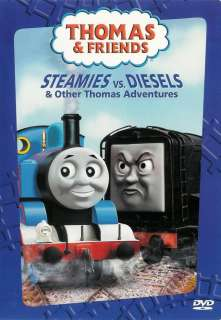 Thomas & Friends   Steamies vs. Diesels   DVD 045986232007