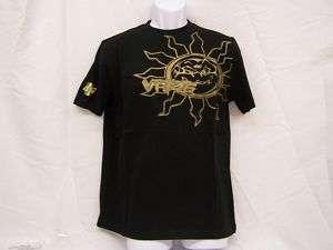 Valentino Rossi authentic VR46 Blk Sun T Shirt GP XXL
