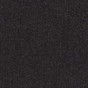 58 Wide Designer Heavy Weight Wool Blend Charcoal Fabric