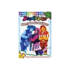 New Vidmark Trimark Doodlebops Holiday Product Type Dvd