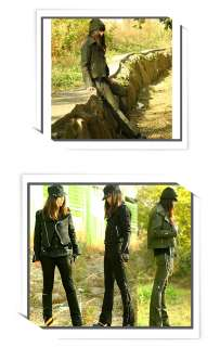 daft punk clothing gothic goth rock studed visual pants