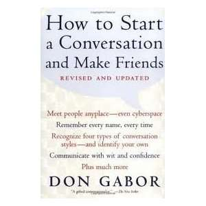 Publisher Fireside; Revised and Updated edition Don Gabor Books