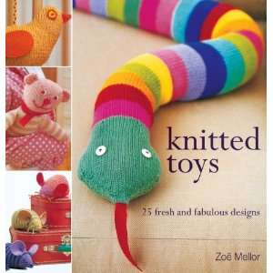North Light Books: Knitted Toys: Arts, Crafts & Sewing