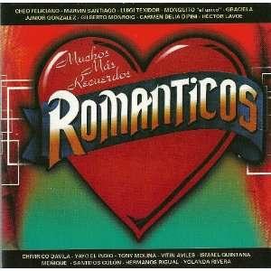 Romanticos Muchos Mas Recuerdos: Various Artists: Music
