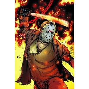 Freddy vs Jason vs Ash Nightmare Warriors #2 James