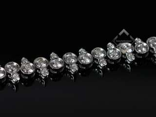 Gregg Ruth 18K White Gold and Diamonds Bracelet SAVE